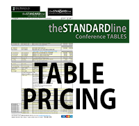 Wilcox Standard Line Table Pricing